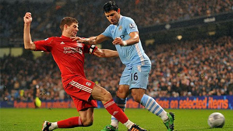 'Gerrard toàn diện nhất, nhưng tài năng còn kém Aguero và cựu sao Arsenal'
