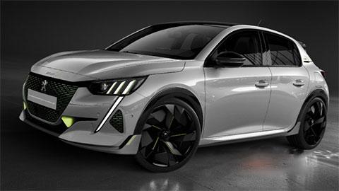 Honda Civic Type R 2020 'suy sụp' trước đối thủ siêu đẹp, giá mềm từ Peugeot?