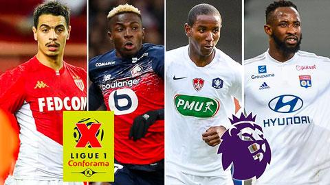 10 ngôi sao Ligue 1 nguy cơ bị các ông lớn Ngoại hạng Anh xâu xé