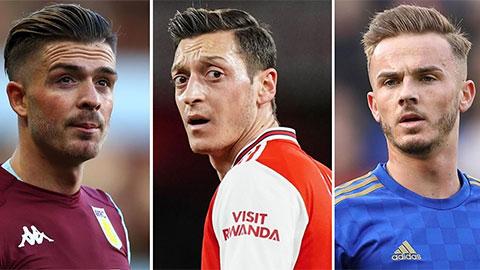 Người cũ khuyên Arsenal bán Oezil để lấy chỗ cho Maddison hoặc Grealish