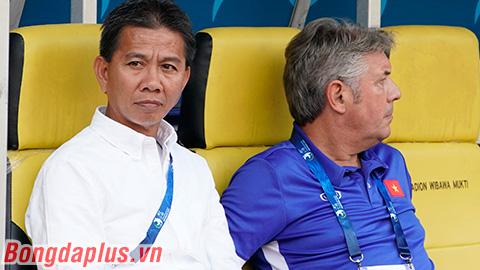 HLV Hoàng Anh Tuấn: 'Tôi và Gede từng bị coi là khùng khi muốn dự U20 World Cup'