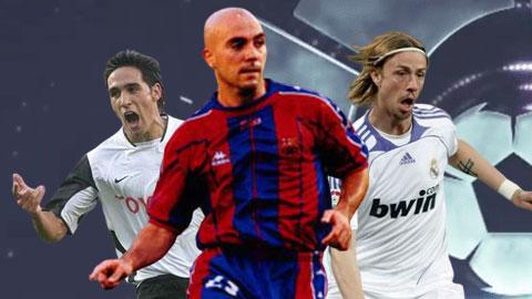 De la Pena và những ngôi sao băng của bóng đá Tây Ban Nha