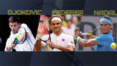 Ai hưởng lợi nhất khi tennis bị ngưng trệ