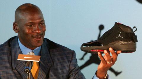 Michael Jordan: Suýt chút nữa bỏ lỡ 'quyết định tỷ đô'