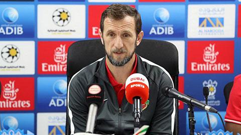 """UAE lại """"ngắm nghía"""" cựu tuyển thủ Argentina ngồi ghế nóng"""