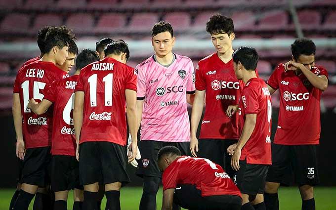 Đặng Văn Lâm từng nằm trong diện cần thanh lý của Muangthong United