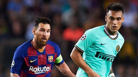 Barca chốt giá Lautaro: 60 triệu euro cộng 2 ngôi sao