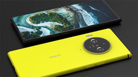 Nokia 9.3 PureView 5G xuất hiện với thiết kế tuyệt đẹp, khiến fan sửng sốt