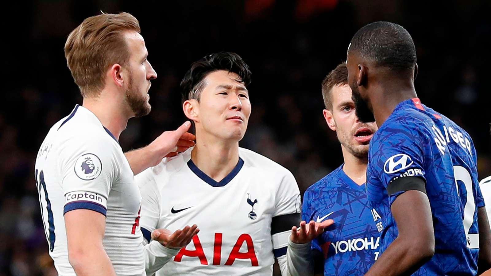 Tottenham bị 2 quyết định bất lợi bởi VAR chứ không phải trọng tài chính