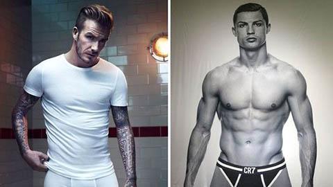 Beckham vẫn trong top 10 cầu thủ được tìm kiếm trên web 'người lớn'