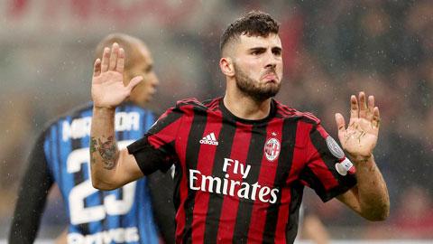 Milan không có duyên 'sản xuất' tiền đạo giỏi
