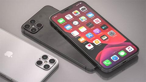 iPhone 12 lộ thêm ảnh tuyệt đẹp, vuông vức như iPhone 5s