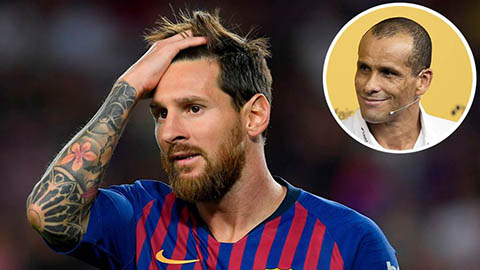 """Các cầu thủ sẽ """"chột"""" nếu Messi còn ở Barca"""