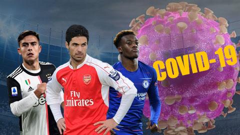 Dybala, Arteta, Hudson-Odoi và các sao bóng đá đánh bại Covid-19