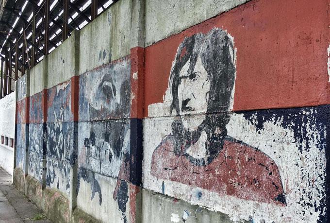 Hình ảnh El Trinche trên đường phố Argentina