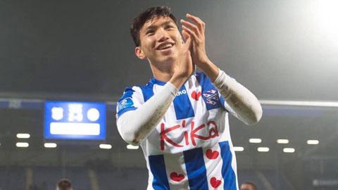 Văn Hậu sẽ được Heerenveen gia hạn hợp đồng?