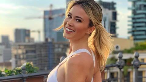 Phóng viên quyến rũ nhất Italia bị phát tán ảnh khỏa thân