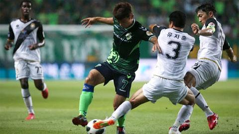 Nhận định bóng đá Gyeongnam vs Jeonnam Dragons, 16h30 ngày 10/5