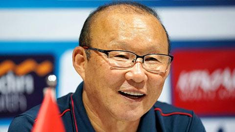 Park Hang Seo: 'Nghỉ HLV, tôi muốn làm bóng đá trẻ Việt Nam'