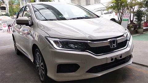 Honda City giảm giá sốc tại VN, quyết đấu Hyundai Accent, Toyota Vios, Kia Soluto