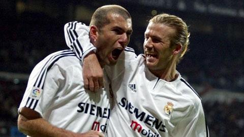 Beckham chỉ tên đồng đội hay nhất từng sát cánh cùng