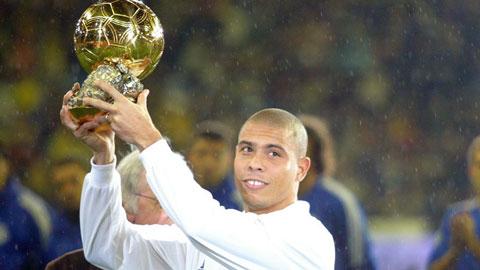 Ronaldo béo kể 5 cái tên xứng đáng được ít nhất 1 Quả bóng vàng
