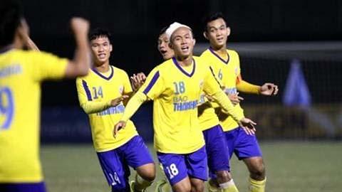 Treo giò hàng loạt cầu thủ vì dàn xếp tỷ số ở giải U21 quốc gia