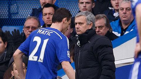 Mourinho từng dọa bán Matic trong giờ nghỉ một trận... giao hữu