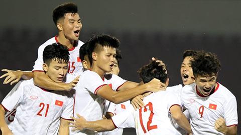 Việt Nam đặt mục tiêu dự U20 World Cup 2021