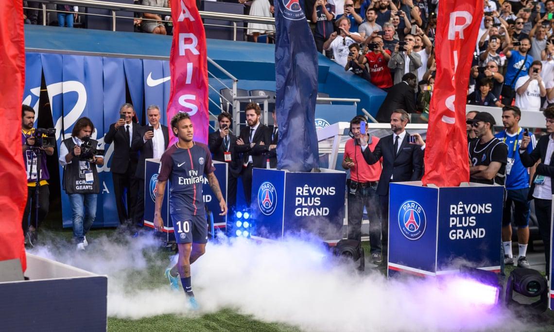 Kỷ lục chuyển nhượng 198 triệu bảng của Neymar sẽ tồn tại như một biểu tượng