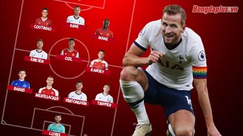 Đội hình ngôi sao chưa từng vô địch Premier League ở thập kỷ qua