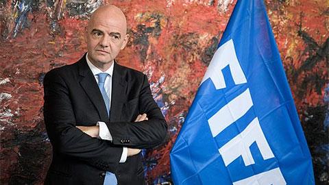 FIFA xung đột với UEFA vì ý tưởng quái dị