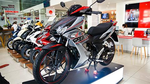 Honda Winner X bản thể thao ABS về đại lý, giá mềm 'đấu' Yamaha Exciter 150