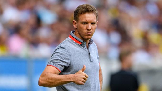 Nagelsmann là HLV tài năng của Bundesliga