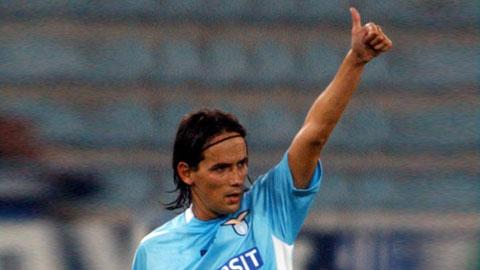 Simone Inzaghi & kỷ niệm 20 năm giành Scudetto với Lazio