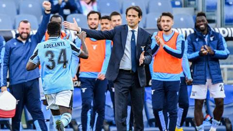 HLV Simone Inzaghi đang mơ đến chức vô địch mùa này cùng Lazio,  như cách đây 20 năm trên tư cách cầu thủ