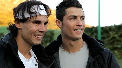 Nadal là fan Real, chơi thân Ronaldo nhưng thích Messi hơn
