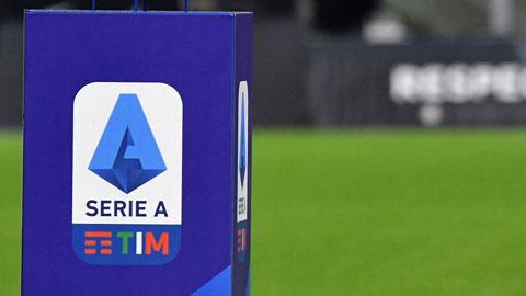 Serie A chốt ngày 13/6 trở lại