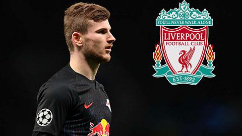 Werner chưa nên sang Liverpool lúc này