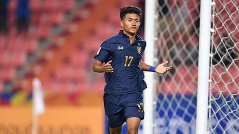 Thần đồng bóng đá Thái Lan: 'Tôi muốn đá cặp cùng Messi'
