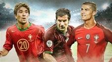 Đội hình tuyển Bồ Đào Nha xuất sắc nhất thế kỉ 21