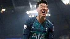 10 siêu phẩm của Son Heung-min trong màu áo Tottenham