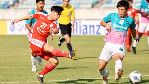CLB TP.HCM và Than.QN gặp thuận lợi tại AFC Cup 2020