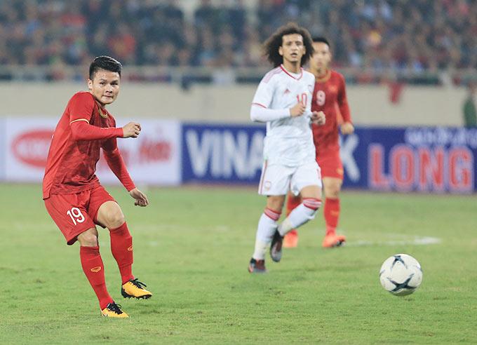 Ngay cả khi hay nhất thì những thách thức tầm châu Á khiến thế hệ vàng của Việt Nam chưa thể mơ World Cup ngay lúc này