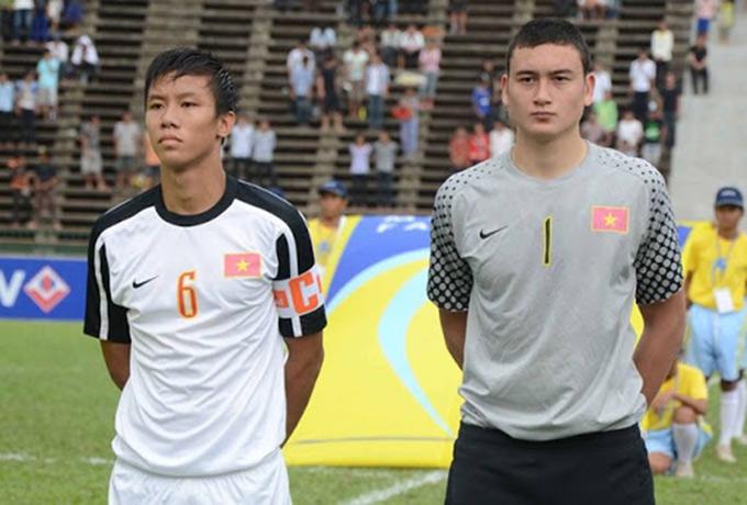 Quế Ngọc Hải đã đeo băng đội trưởng U19, U23 và ĐTQG Việt Nam trong vòng 9 năm qua