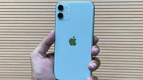 Sốc với iPhone 11 đẹp long lanh, giảm giá xuống ngang iPhone 7 Plus