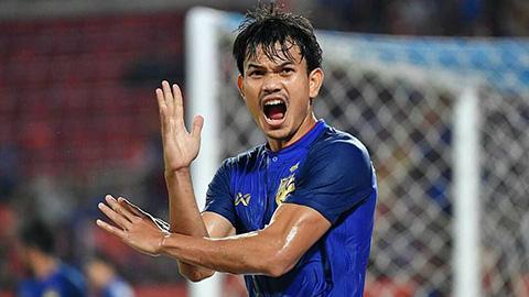 Chủ công ĐT Thái Lan muốn giải nghệ ở V.League
