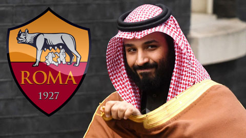 Thái tử Saudi Arabia có ý định từ bỏ Newcastle để quay sang mua Roma