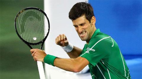 Djokovic tự tin xô đổ kỷ lục Grand Slam của Federer