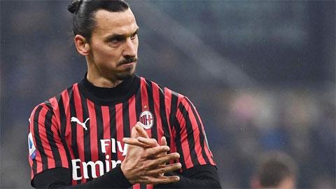 Ibrahimovic sẽ chia tay Milan nhưng vẫn ở lại Serie A